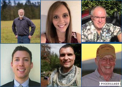 2018 Alumni Awardees Collage