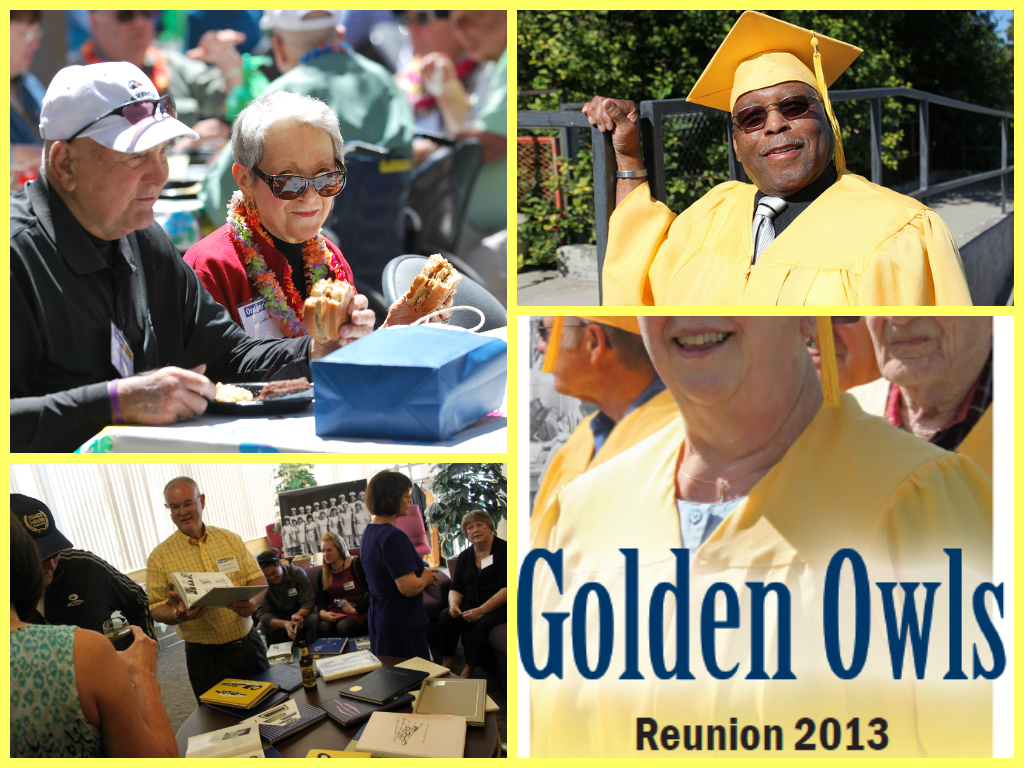 2013 Golden Owls Reunion