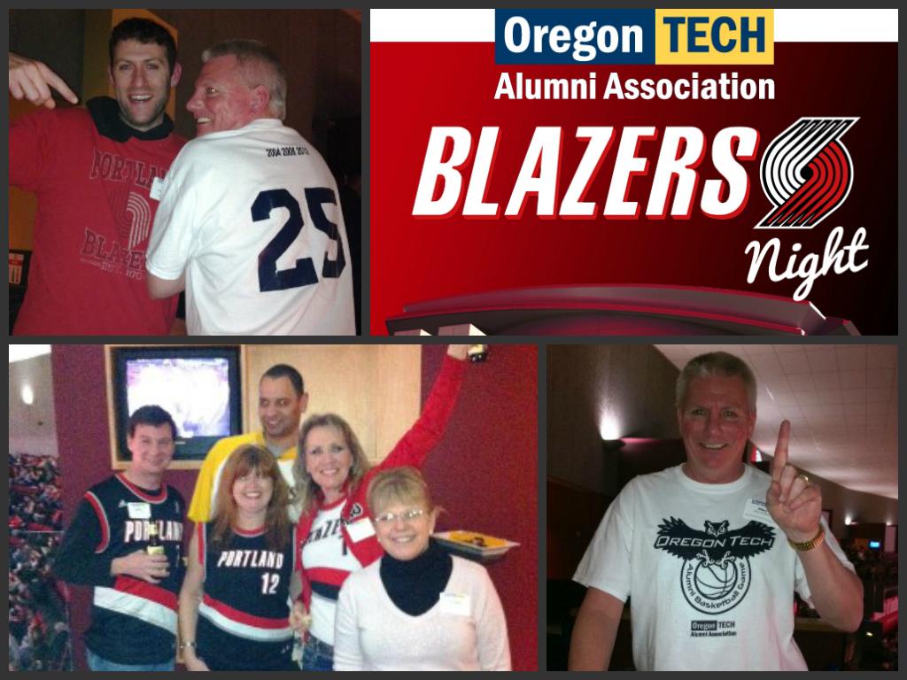 Blazers-Event