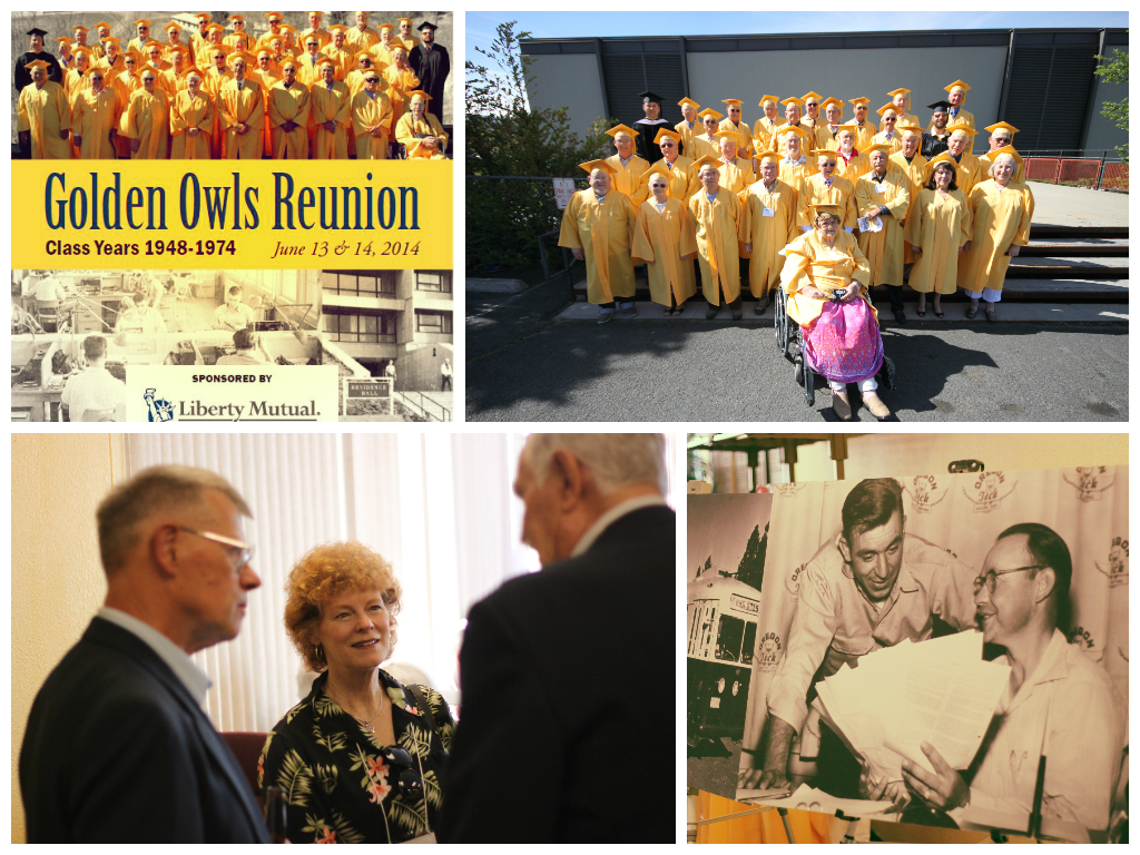 2014 Golden Owls Reunion
