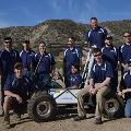 Baja race car team