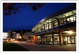 College Union at Night