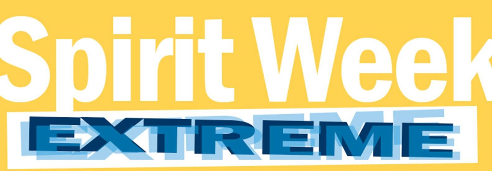 Spirit Week EXTREME logo