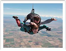 Skydiving Lodi California