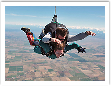 Skydiving Lodi California