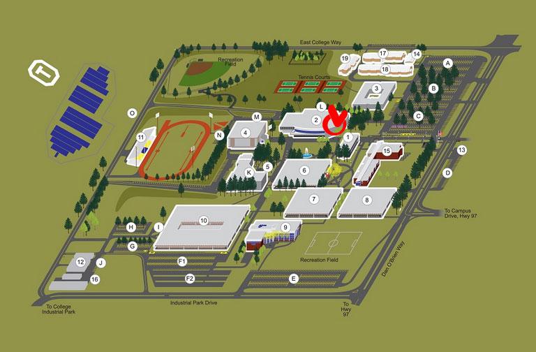 SVP Map