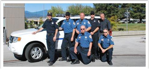 Campus Security Patrol Officers