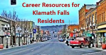 Klamath Falls Career Resources