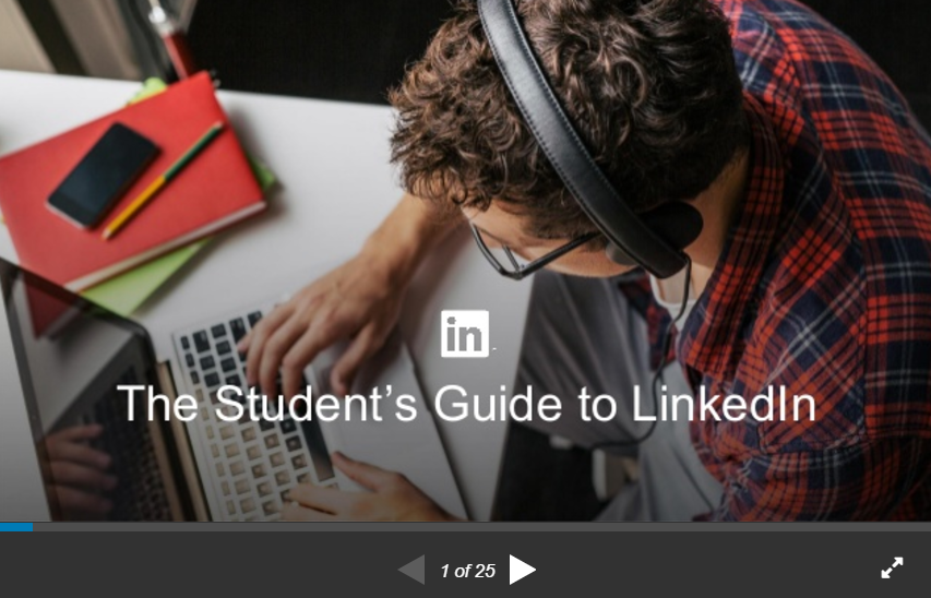 LinkedIn for Students