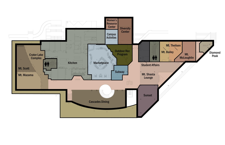 CU 2nd floor