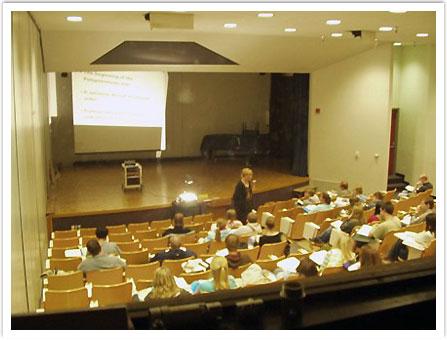 East Auditorium