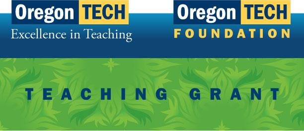 2017-18 Oregon Tech Foundation Teaching Grant