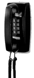 analog wall phone