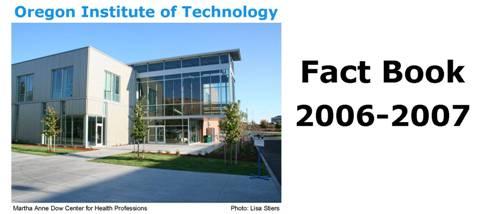 Fact Book 2006-2007