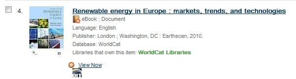 OIT ebook result