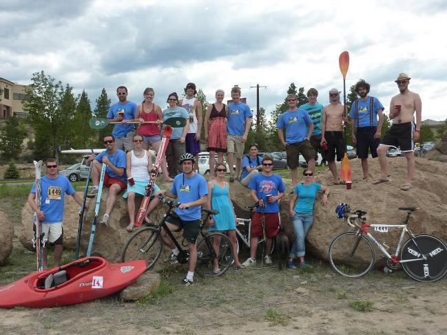 2010 Pole Pedal Paddle
