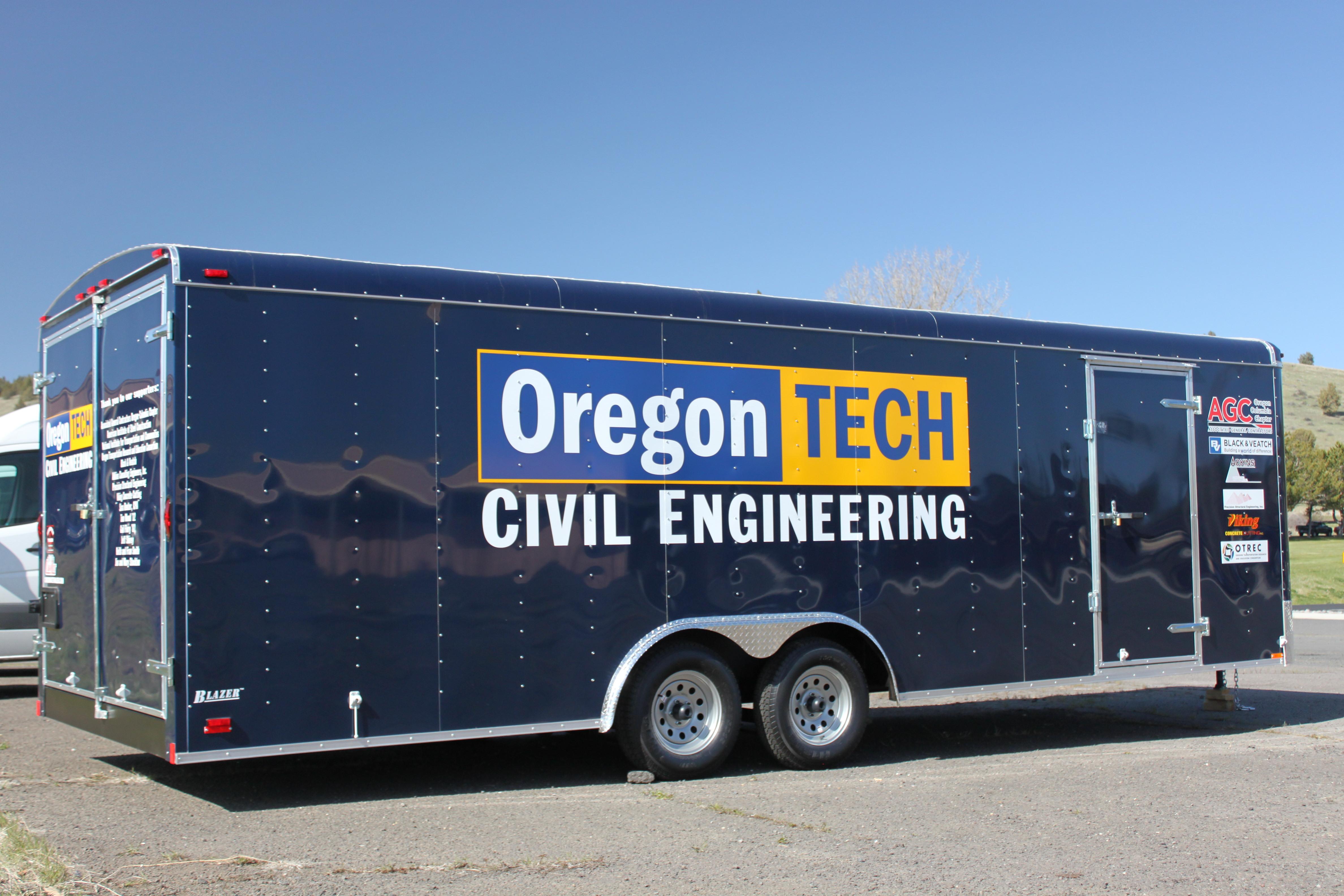civil engineering trailer