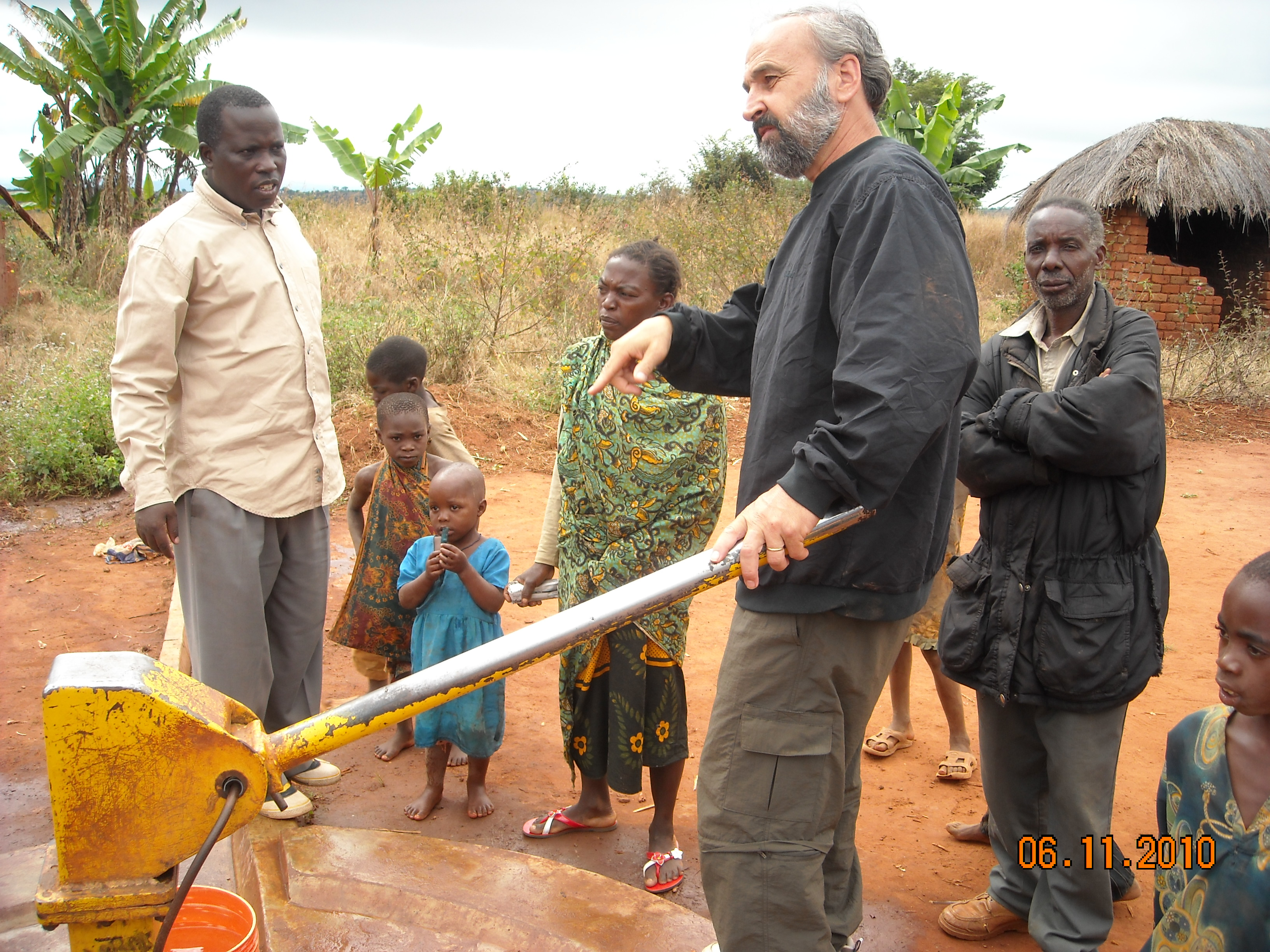 Engineers Without Borders Tanzania Clean Water Project