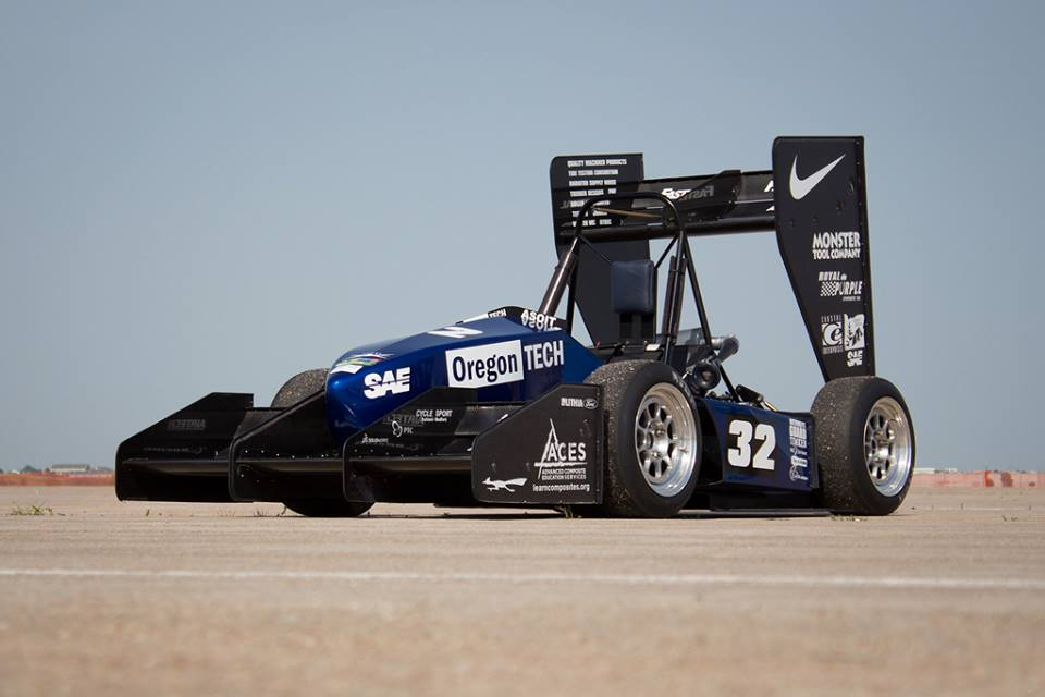 Formula Race Car - Nebraska
