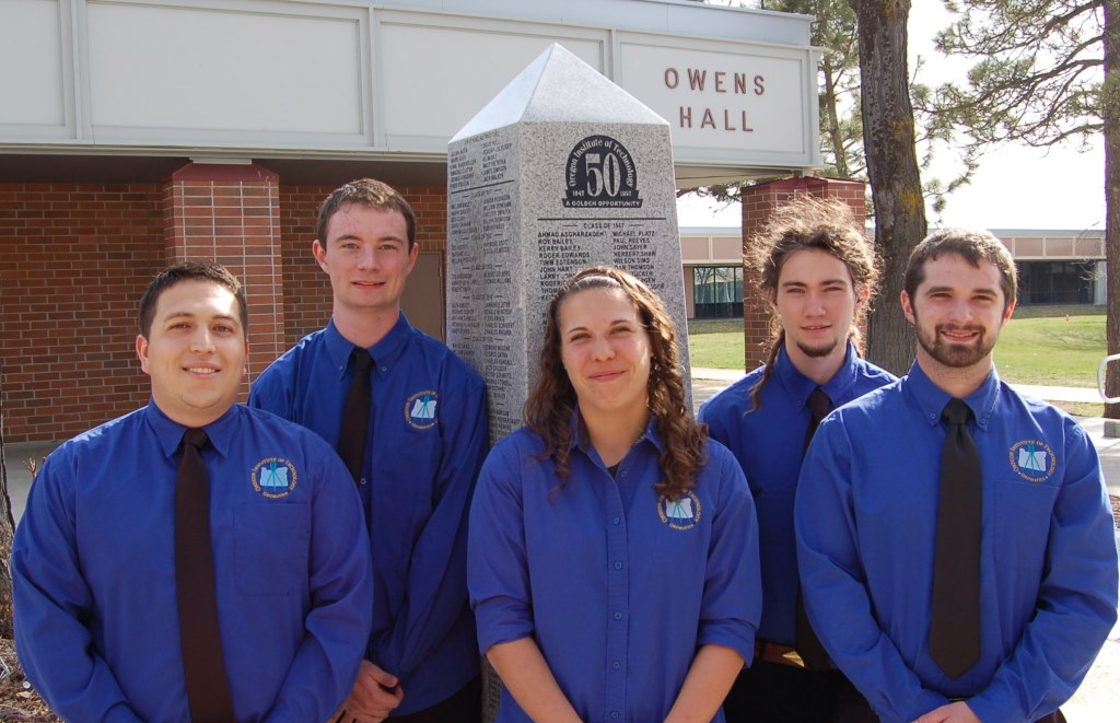 Oregon Tech Geomatics team