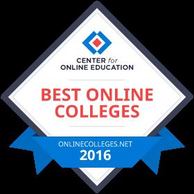 Best Online Colleges Award