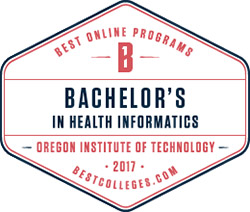 Health Informatics Award 2017