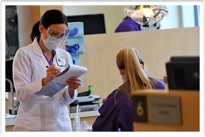 dental hygiene lab