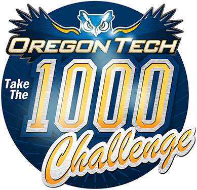 Take the 1000 Challenge