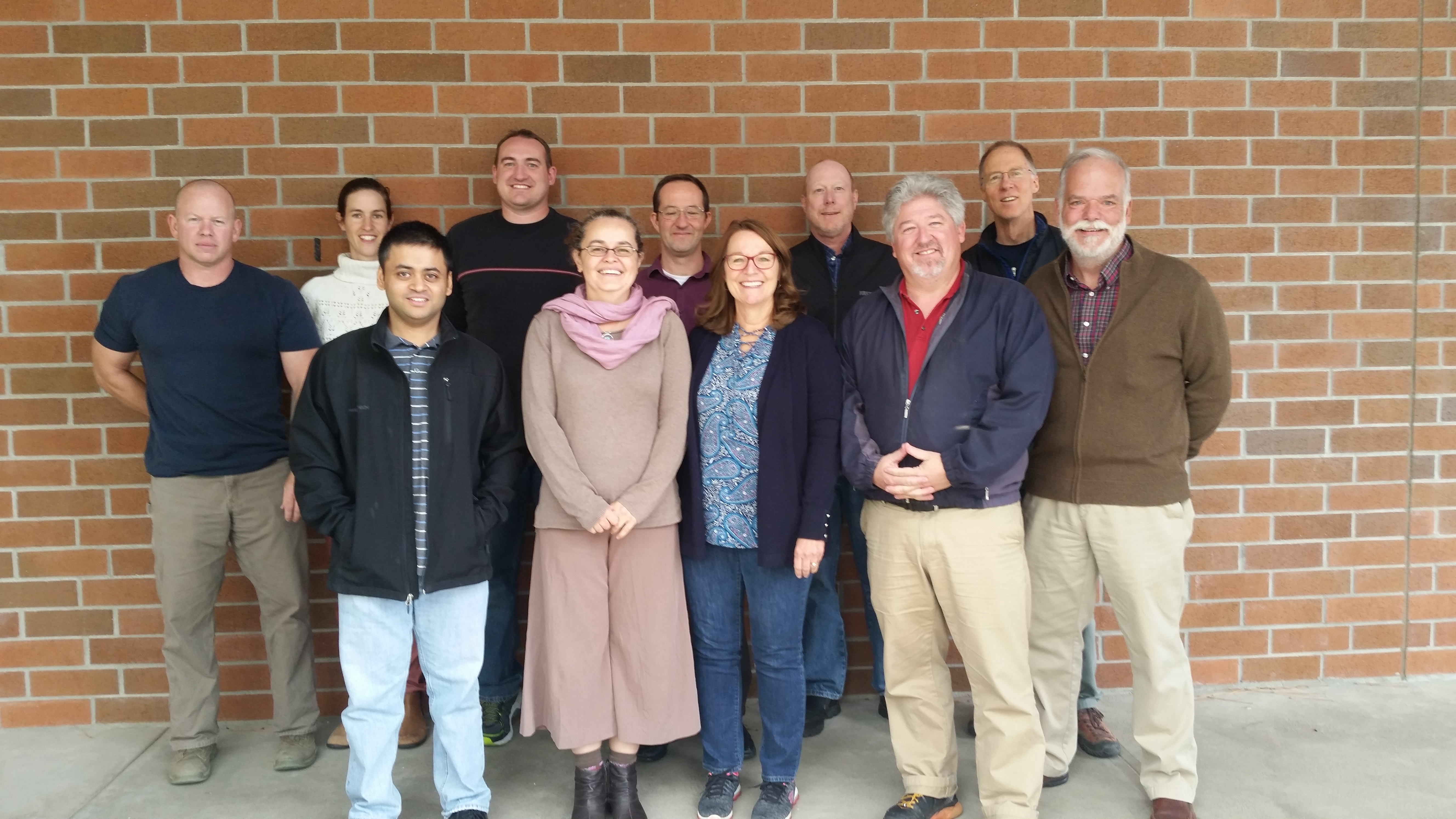 Oregon Tech's Mathematics Faculty