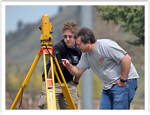 Geomatics Students