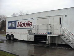 Mobile radiography unit