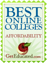 GetEducated.com Best Buy - Online Colleges Affordability