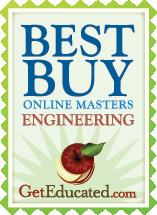 GetEducated.com Best Buy - Online Masters Engineering