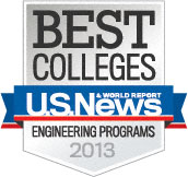 US News Best Colleges-Engineering Programs