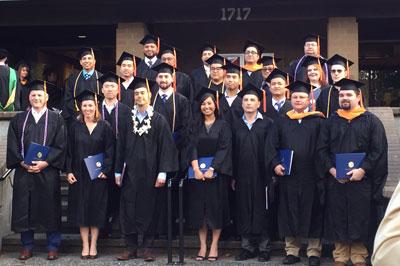 Oregon Tech Seattle Graduation