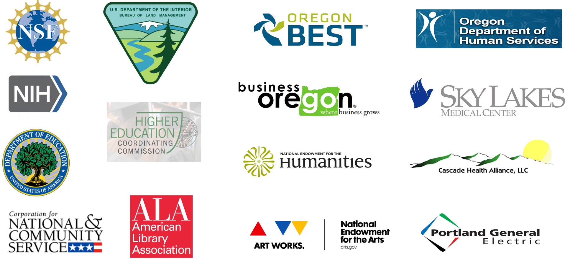agencies logos