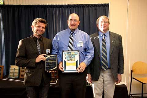 Outstanding Non-Traditional Student Award - Derald Watkins