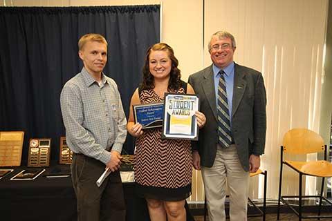 Student Achievement Award - Jessica Porter