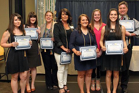 Outstanding Scholars - HAS