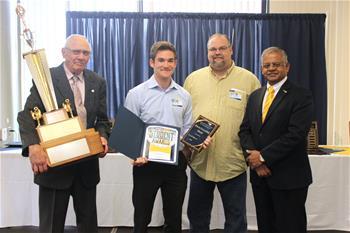 Owens Citizenship Award: Joseph Maurer
