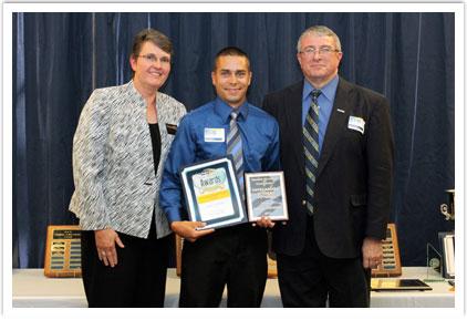 Outstanding Student Veteran Award - Joseph Miranda