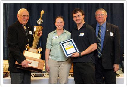 Owens Citizenship Award - Ryan Berndt