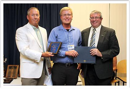 Student Achievement Award - Derek McIntyre