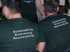 Sustainability Club Earth Day 2008