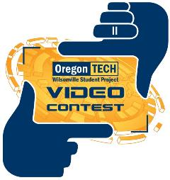 logo for video contest