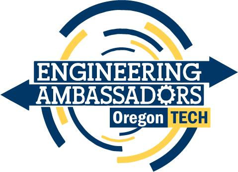 Oregon Tech Engineering Ambassadors Logo