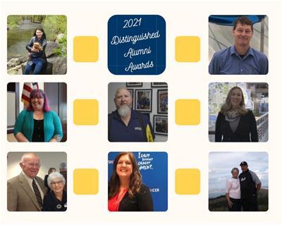 2021 Alumni Award Honorees