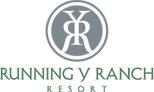 Running Y logo