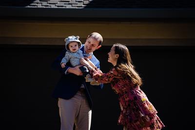 Ben Howard Family