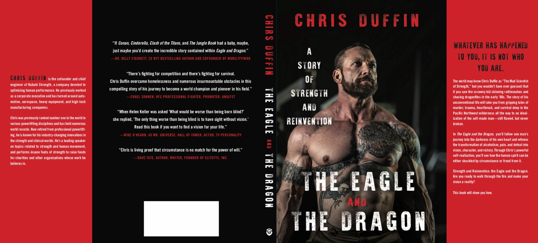 Chris Duffin Book